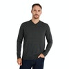 Men's Merino Fusion V Neck - Alternative View 5