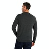 Men's Merino Fusion V Neck - Alternative View 10