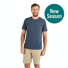 On Body - Merino wool and lyocell blend jersey T.