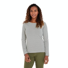 On Body - Soft, technical long sleeved top.
