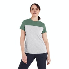 On Body - Classic styling on a technical base layer T-shirt.