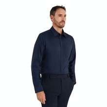 On Body - Versatile, lightweight and stretchy shirt for work and travel.