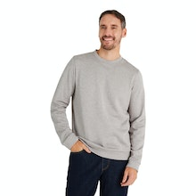 On Body - Casual sweater using a performance and technical fibre.