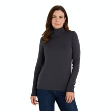 On Body - A warm and thermally effective top - the perfect companion for winter travel.