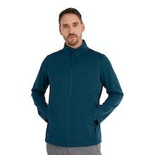 On Body - Brushed back, windproof mid layer fleece.