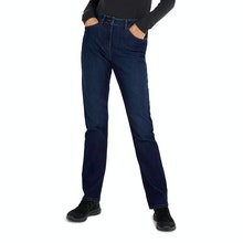 On Body - Packable, lightweight jeans offering year round comfort in changeable conditions.