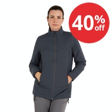 On Body - Durable Jacket with high loft wadding - providing excellent warmth