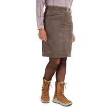 On Body - Durable, functional cord skirt.