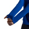 Men's Stretch Microgrid Zip Neck  - Alternative View 15