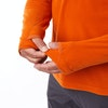 Men's Stretch Microgrid Zip Neck  - Alternative View 11