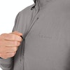 Men's Stretch Microgrid Zip Neck  - Alternative View 4