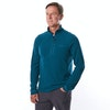 Men's Stretch Microgrid Zip Neck  - Alternative View 14