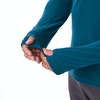 Men's Stretch Microgrid Zip Neck  - Alternative View 16