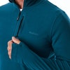 Men's Stretch Microgrid Zip Neck  - Alternative View 17