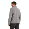 Men's Stretch Microgrid Zip Neck  - Alternative View 7