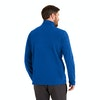 Men's Stretch Microgrid Zip Neck  - Alternative View 9