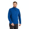 Men's Stretch Microgrid Zip Neck  - Alternative View 10