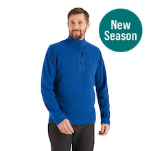 On Body - Multi-purpose technical fleece overhead with incredible stretch.