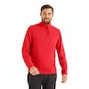 Men's Stretch Microgrid Zip Neck  - Alternative View 12
