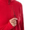 Women's Stretch Microgrid Zip Neck Top  - Alternative View 26