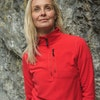 Women's Stretch Microgrid Zip Neck Top  - Alternative View 7