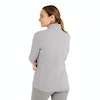 Women's Stretch Microgrid Zip Neck Top  - Alternative View 7