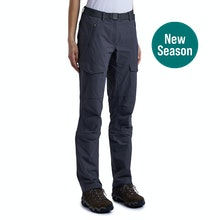On Body - Multi pocketed and insect repellent expedition trousers that convert into capris.